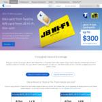 Telstra $45/Month (12 Month Plan) 50GB Data Unlimited Talk/Text + $200 JB Hi-Fi Gift Card @ Telstra (New/Port In Customers)