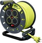 Masterplug 20m 10A 4 Socket Extension Lead Reel $36.50 (Was $69.90) @ Bunnings