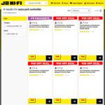 PS4 Dual Shock Wireless Controller $49 (Was $79-$99) @ JB Hi-Fi