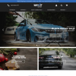 15% off Storewide at Waxit Car Care (Black Friday Sale)