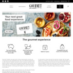 Gourmet Traveller Gift Card 15% off Site Wide