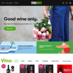 $20 off Any Wine Case + Free Shipping (Normally $9) @VinoMofo