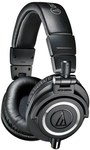 Audio-Technica ATH-M50x $179 & ATH-M40x $116 Delivered @ Store DJ
