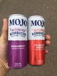 [VIC] Mojo Activated Kombucha - Free @ Flagstaff Station