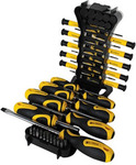 Stanley 40 Piece Screwdriver Set - $10 @ Bunnings