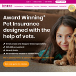 Free VIP Care Pack When Joining Knose Pet Insurance (after 3rd Monthly Payment)
