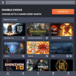 [PC] Steam - Humble Choice February 2020 (incl. Frostpunk+Pathfinder) - $19.99/$29.99 AUD - Humble Bundle