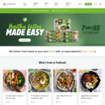 8 Meals for $48 ($6 Per Meal) @ YouFoodz