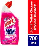Harpic Fresh Power Toilet Cleaner 700mL $2.50 (1/2 Price) + Delivery ($0 with Prime/ $39 Spend) @ Amazon AU