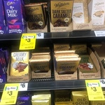 [NSW] Whittaker Chocolate Blocks 250g $3 @ Woolworths, MetCentre