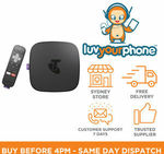 Telstra TV3 Streaming TV Box $127.98 (RRP $216) at Luvyourphone via eBay