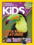 Free Acccess to National Geographic Kids Magazine Digital Back Catalogue