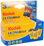 Kodak UltraMax 400 Color Negative Film 3 Pack $13 + Delivery ($0 with Prime/ $39 Spend) @ Amazon AU