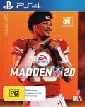 [PS4, XB1] Madden NFL 20 - $29.99 + Delivery ($0 with Prime/ $39 Spend) @ Amazon AU