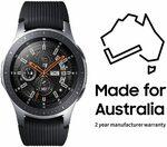 Samsung Smart Watch Galaxy Watch (46mm) Silver $309 Delivered @ Amazon AU