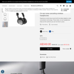 Bowers & Wilkins PX5 Noise Cancelling Wireless Headphones (on-Ear) - $349.95 @ B&W Official Site (Also @ David Jones)