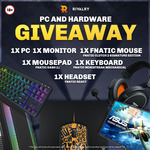 Win US $2,000 Cash & Fnatic Peripherals from Rivalry