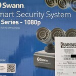 Swann 8 Channel Security System: 1080p Full HD DVR-4580 with 1TB HDD & 8x1080p Bullet Cameras $329 @ Bunnings