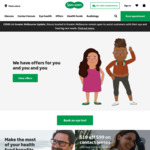 Specsavers Contact Lenses: $50 off $199 + Free Delivery (Stack with up to 10% CR Cashback)