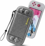 [Switch] 20% off Tomtoc Slim Case for Nintendo Switch Lite $20.79 + Delivery ($0 with Prime/ $39 Spend) @ Tomtoc Amazon AU