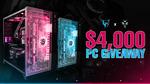 Win 1 of 2 Gaming PCs from Dakotaz & DNP3