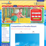 Win Two 5N Family Accommodation Packages Worth $4,040 from Paradise Resort