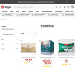 40% off All Tontine Products at Target