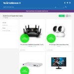 Ubiquiti Dream Machine Pro $589, TP-Link Archer AX6000 $339, Edifier R1700BT $145, Viewsonic Monitor $341 Delivered @ Wireless1