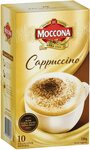[Prime] Moccona Instant Coffee Cappuccino - 10 Individuals Sachets (150g X 3 Packs) $6 Delivered @ Amazon AU