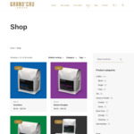 Up to 40% Storewide + Free Shipping over $50 @ Grand'Cru Coffee