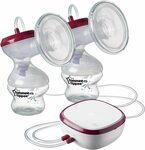 Tommee Tippee Made for Me Double Electric Breast Pump $146.99 Delivered @ Amazon AU