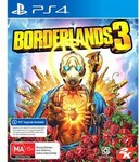 [XB1, PS4] Borderlands 3 $10, FIFA 20 $10, Jedi Fallen Order $25, Rocket Arena M.E $1 + $5.95 Post @ EB Games