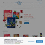 Black Friday Sale: 40% off Everything @ Lonely Planet