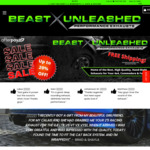 10% off Performance Exhaust System @ Beast Unleashed Exhausts