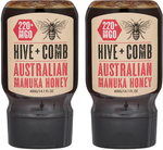 [App Only] 2x Hive + Comb Australian Manuka Honey 220+ MGO 400g $8 + Delivery (Free with Club Catch) @ Catch