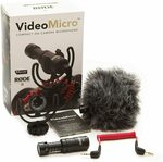 RØDE VideoMicro Ultra-Compact Directional on-Camera Microphone $60.50 Delivered @ Kevin-dd via Amazon AU
