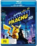 Pokemon: Detective Pikachu (3D Blu-Ray + Blu Ray) $6.99 + Delivery ($0 C&C) @ JB Hi-Fi