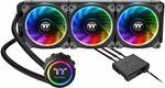 Thermaltake Floe Triple Riing RGB 360mm TT Premium Edition PWM AIO Liquid Cooling System $247.13 Delivered @ Amazon Au Via US