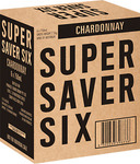 Super Saver Six Chardonnay White Wine 750ml Case of 6 $18 + Delivery/ $0 with eBay Plus/C&C @ Dan Murphy's eBay