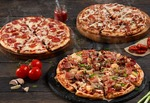 3 Traditional/Vegetarian Plant Based/Extra Value Pizzas $24 Delivered @ Domino's (App Required)