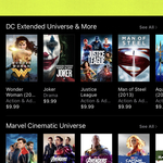 The Ultimate Superhero Collection - Individual Movies $9.99 @ iTunes