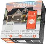 Remootio 2 Wi-Fi and Bluetooth Smart Garage Door Opener (Auto Open) $129.99 ($40 off, RRP $169.99) Delivered @ PTC Shop AU