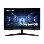 """Samsung Odyssey G5 27"""" 144Hz WQHD 1ms Curved Monitor $499 Delivered + $50 Steam Gift Card via Redemption @ Mwave"""