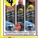 [NSW, VIC, SA] Armor All Protectant Low Shine Spray 300ml $4 @ NQR