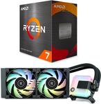 AMD Ryzen 7 5800X + Ekwb EK-AIO 240 D-RGB 240mm ARGB LED Liquid CPU Cooler $799 + Delivery @ Shopping Express