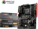 MSI B450 TOMAHAWK MAX II AMD AM4 RGB LED ATX Motherboard $119 + Shipping @ Shopping Express