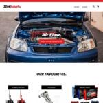10% off Storewide: HONDA Hybrid Racing, PLM @ JDMSupply