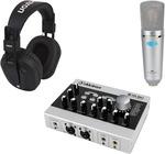 Alctron U16K-MC320 Recording Studio Pack $297.49 Delivered (Was $349.99, Save 15%) @ SWAMP