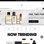 YSL Beauty - Buy 2 Get 1 Free (15% Cash Back from ShopBack until 16/6), Free Shipping