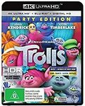 TROLLS - Ultra HD/Blu-Ray - 2 Disc Set $5 + Delivery ($0 with Prime/ $39 Spend) @ Amazon AU